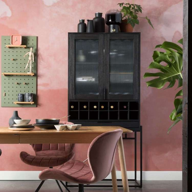 Travis Wine Cabinet from Accessories for the Home