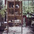 Bamboo Display Cabinet from Accessories for the Home