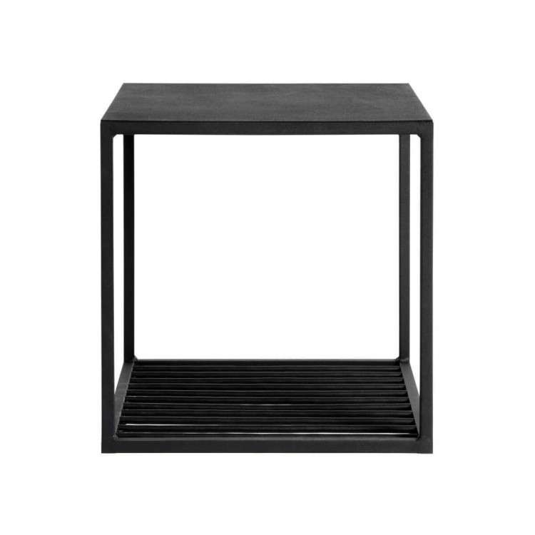 Muubs Denver Black Iron Shelf Small from Accessories for the Home