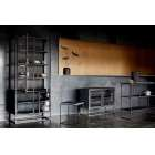 Muubs Boston Iron & Glass Cabinet Sideboard from Accessories for the Home
