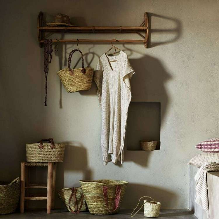 Rattan Shelf from Accessories for the Home