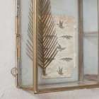 Kiko Brass Hanging Photo/Trinket Box from Accessories for the Home