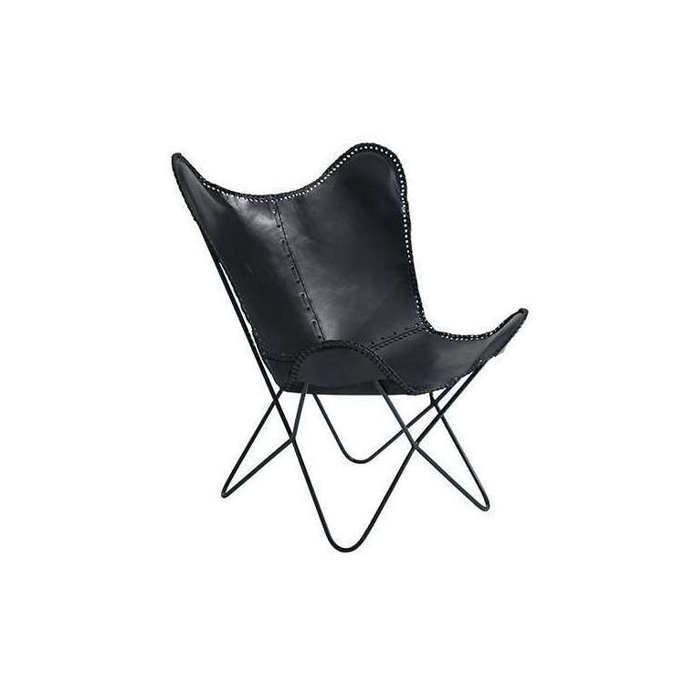 FUHRHOME Amazon Leather Sling Chair from Accessories for the Home