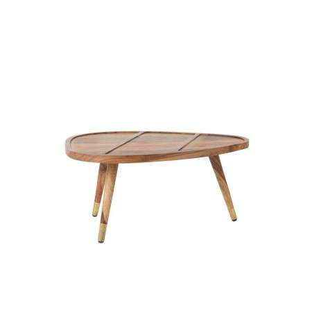 Dutchbone Sham Rosewood Coffee Tables (2) from Accessories for the Home