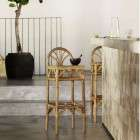 Natural Rattan Bar Stool from Accessories for the Home