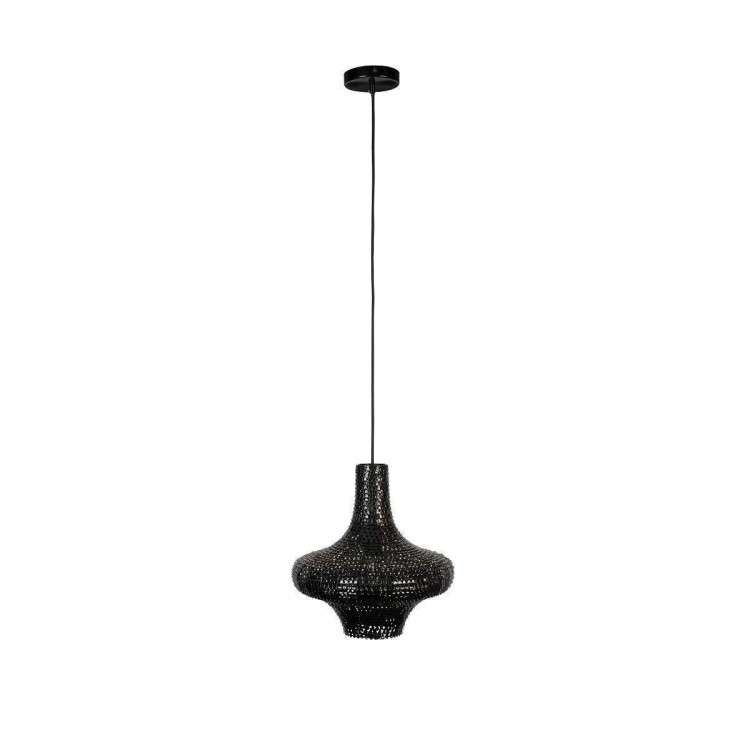 Dutchbone Trooper Metal Industrial Style Pendant Light from Accessories for the Home
