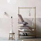 Tinekhome Bamboo Free Standing Clothes Rail from Accessories for the Home