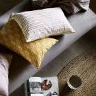 Tinekhome Kit Velvet Daybed with Brass Legs from Accessories for the Home