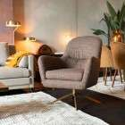Dutchbone Robusto Armchair - Tartan from Accessories for the Home