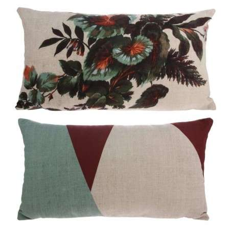 HK Living Kyoto Printed Cushion from Accessories for the Home