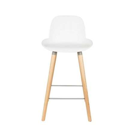 Zuiver Albert Kuip Bar Stool with Back from Accessories for the Home