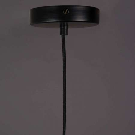 Dutchbone Cubo Brass Pendant Light from Accessories for the Home