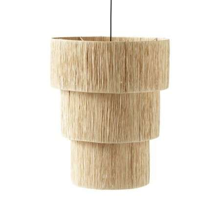 Tinekhone Palm Leaf Ceiling Pendant from Accessories for the Home