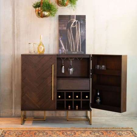 Dutchbone Class Drinks Cabinet