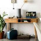 Zuiver Barbier Natural Ash Console Table from Accessories for the Home