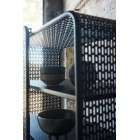 Muubs Decor High Iron Bookcase from Accessories for the Home