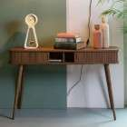 Zuiver Barbier Walnut Console Table from Accessories for the Home