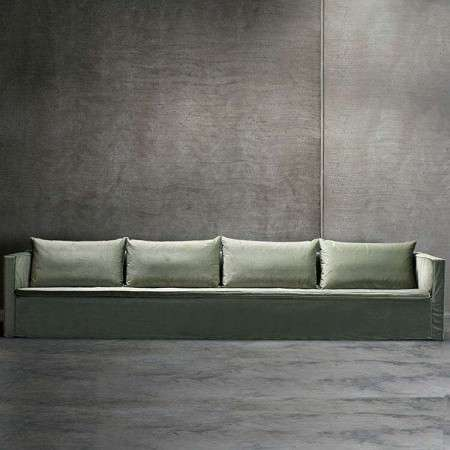 Tinekhome Velvet Sofa Collection