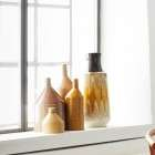 Madam Stoltz Rustic Coloured Ceramic Vases from Accessories for the Home