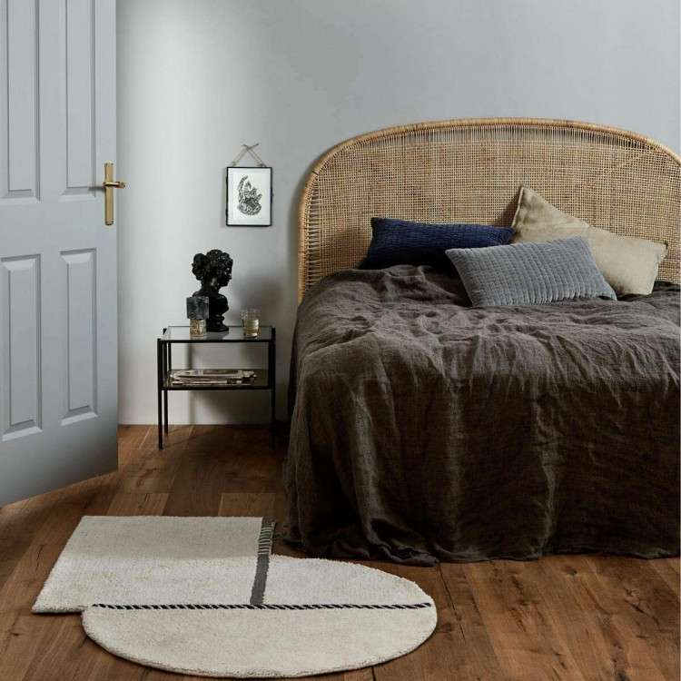 Nordal Bali Natural Rattan Headboard from Accessories for the Home