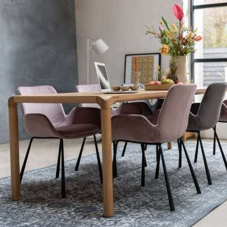 Zuiver Storm Natural Dining Table