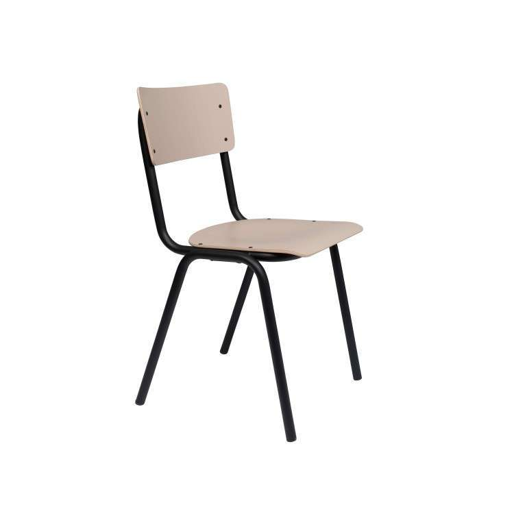 Zuiver Back to School Matte Dining Chairs (Set of 2) from Accessories for the Home