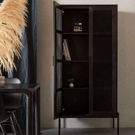 Zuiver Hardy Cabinet in Black, Walnut or a Oak Finish from Accessories for the Home