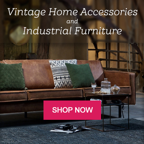 Shop for Vintage Home Accessories and Industrial Furniture